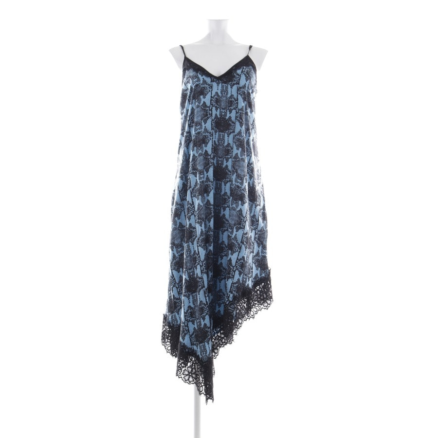 dress from Essentiel Antwerp in light blue and black size 34 FR 36 - new with label