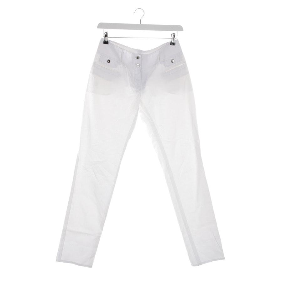 Jeans von Dolce & Gabbana in Weiß Gr. 38 IT 44 - Neu