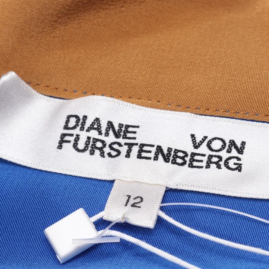 blouses & tunics from Diane von Furstenberg in blue size 42 US 12 - new
