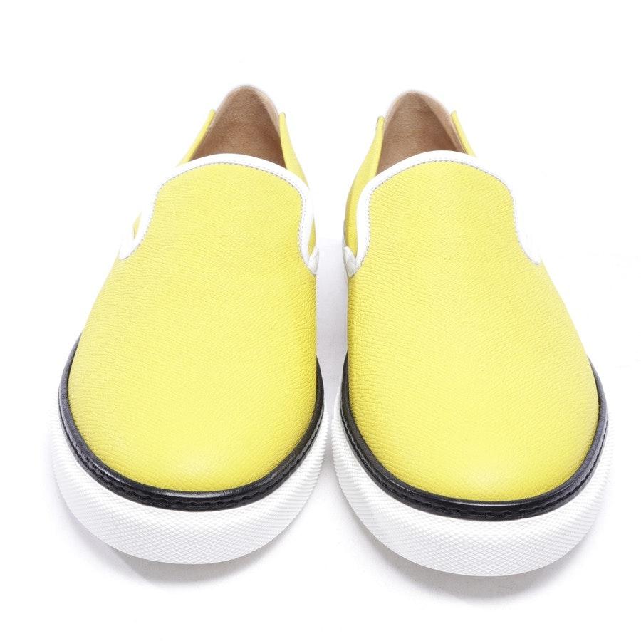 Slip-Ons von Hermès in Gelb Gr. EUR 41 - Kick - Neu