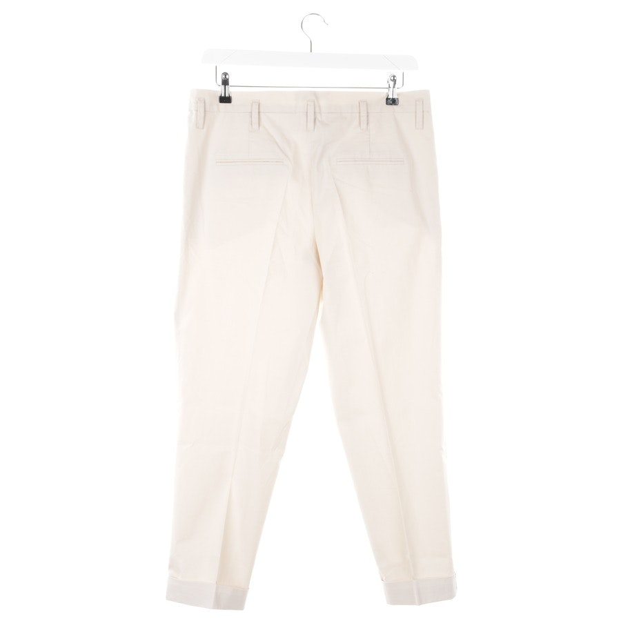 trousers from Dorothee Schumacher in powder size 40