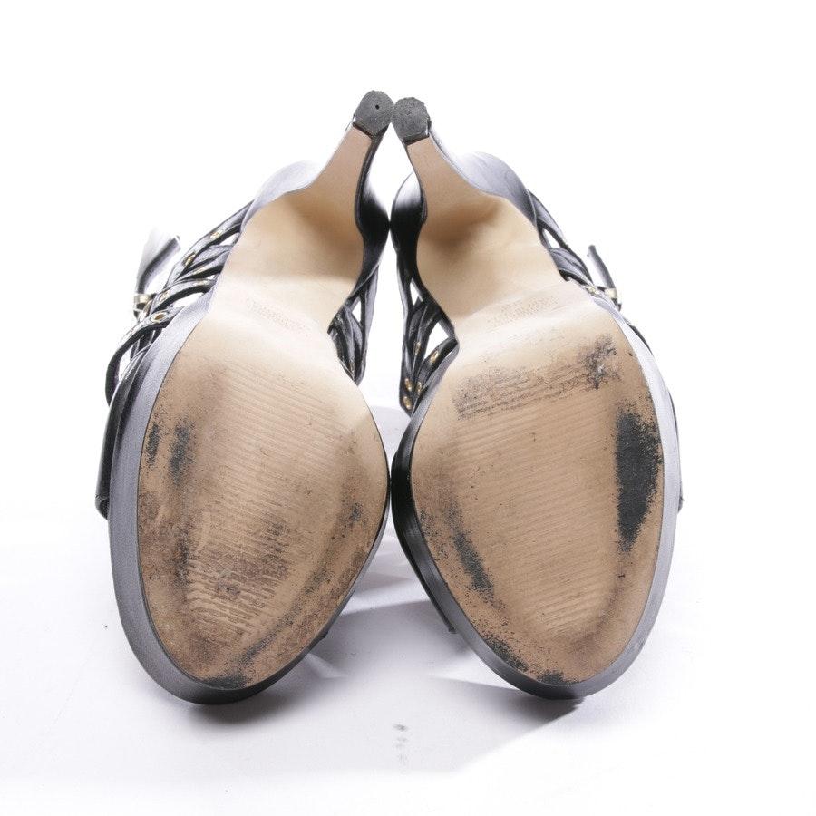 Sandaletten von Phillip Hardy in Schwarz Gr. D 36