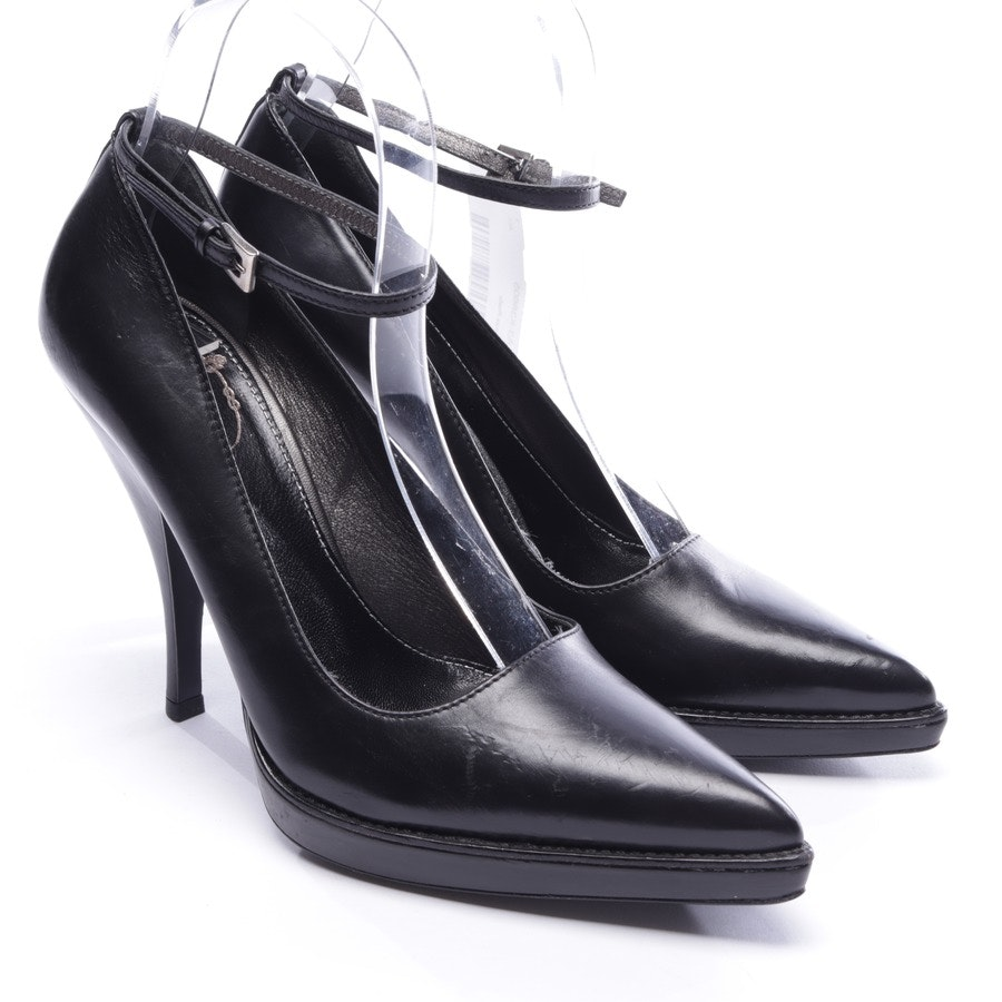 pumps from Prada in black size D 37