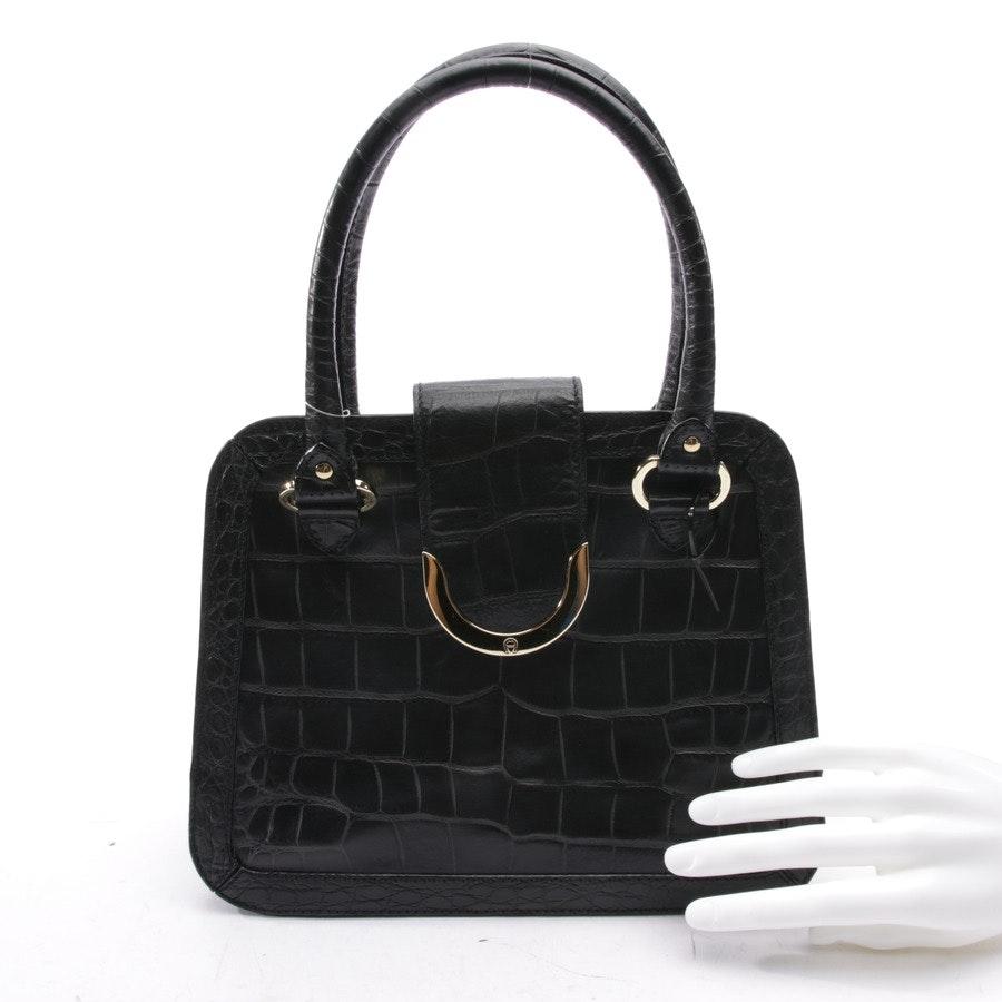 Handtasche von Aigner in Schwarz