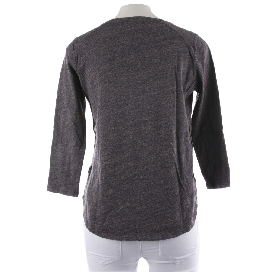 Longsleeve von Closed in Blau meliert Gr. XS