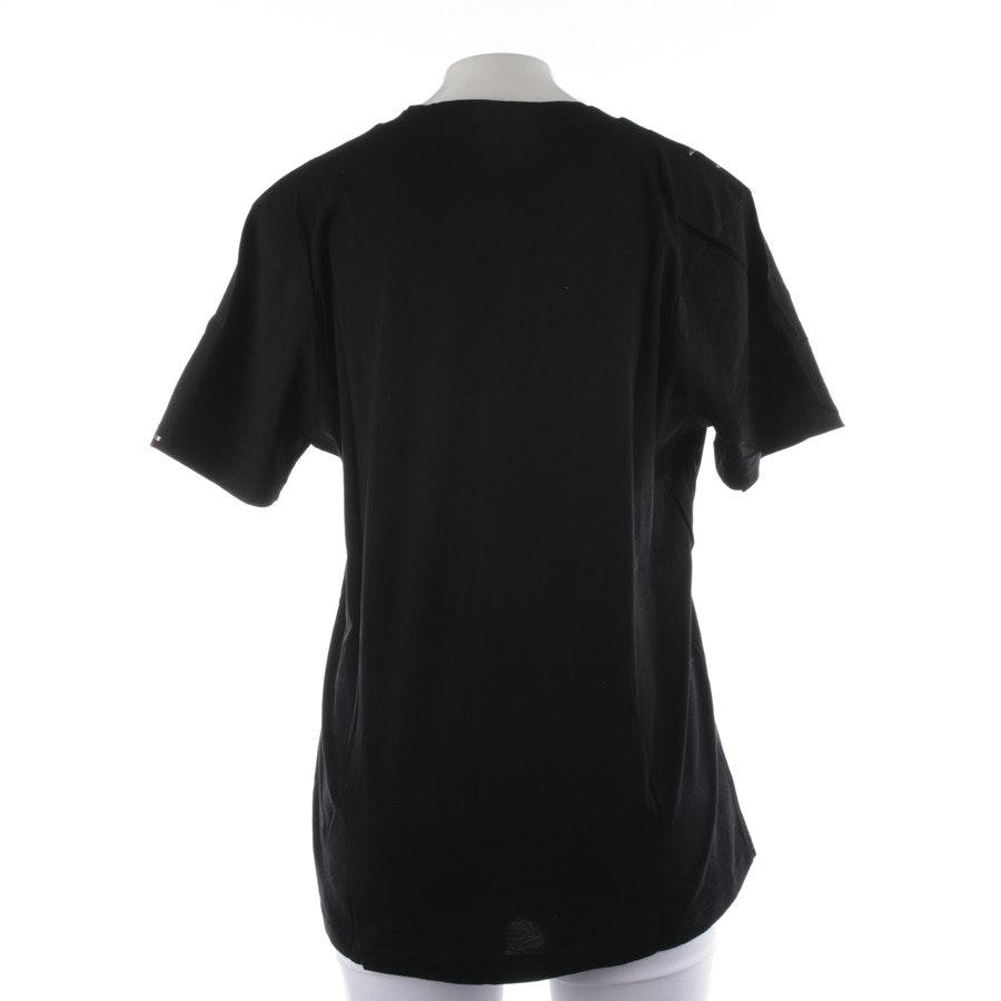 T-Shirt von Hugo Boss Orange in Schwarz und Beige Gr. S