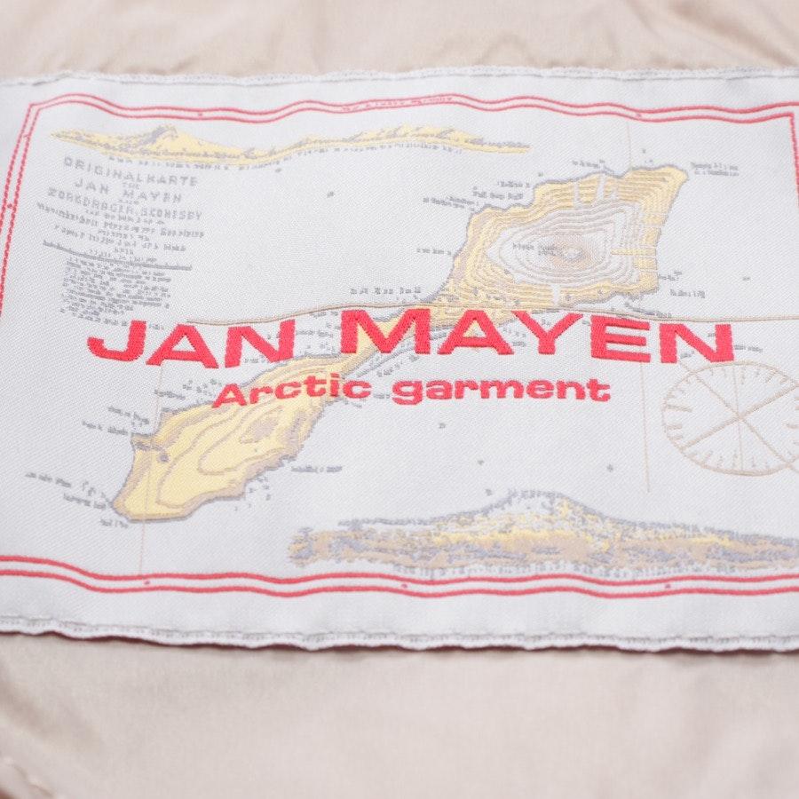 Steppjacke von Jan Mayen in Champagner Gr. 38 IT 44