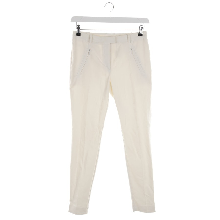 trousers from Hugo Boss Black Label in cream size 36