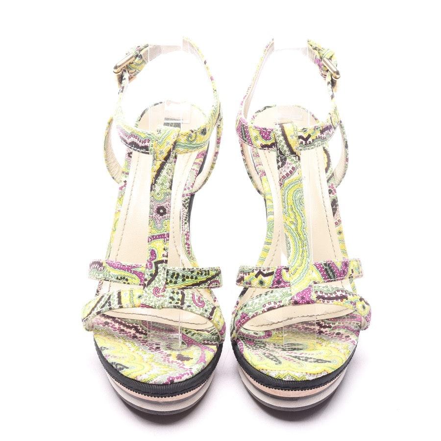 Sandaletten von Etro in Multicolor Gr. EUR 40