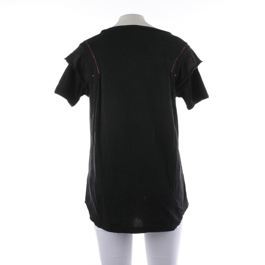 Shirt von Hugo Boss Orange in Schwarz Gr. S