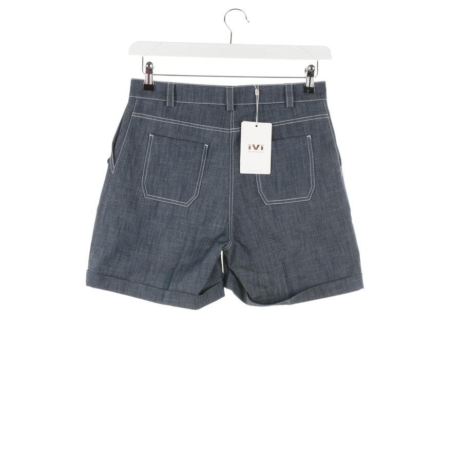 Shorts von IVI collection in Blau Gr. 36 - Neu