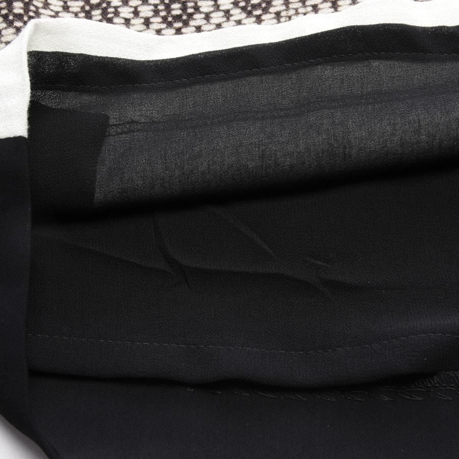 Kleid von cavalli CLASS in Schwarz und Multicolor Gr. 36 IT 42