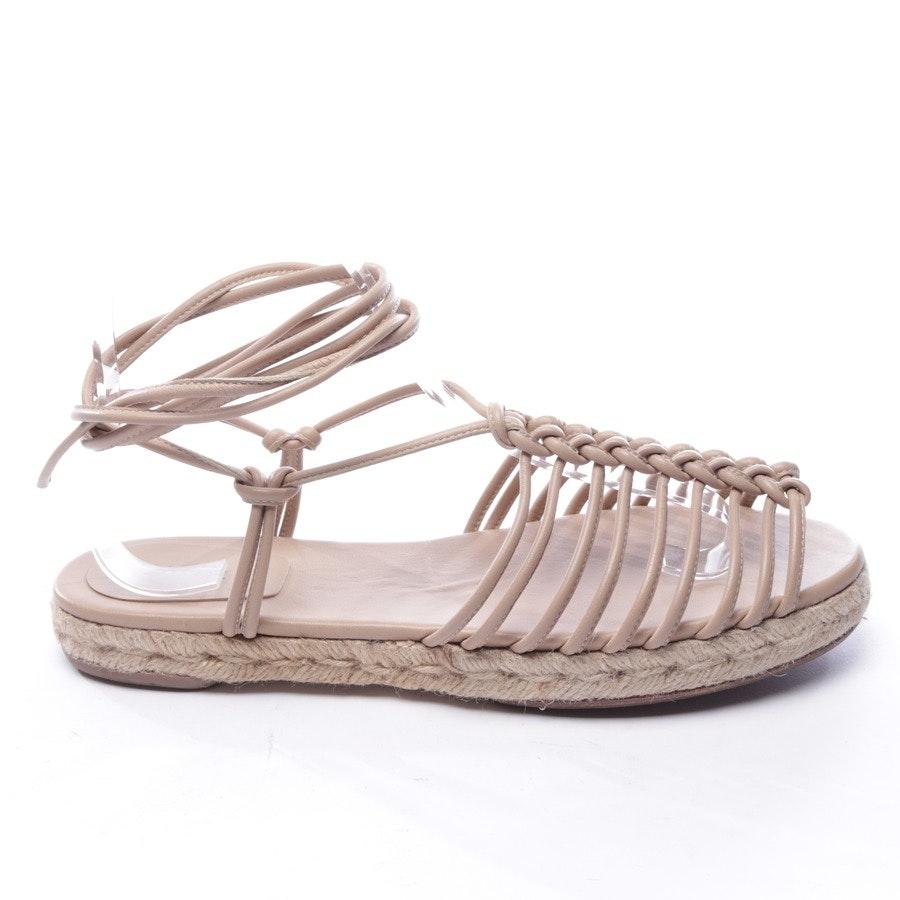 Sandalen von Chloé in Nude Gr. EUR 38,5