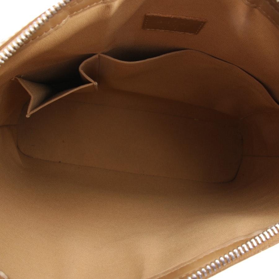 Schultertasche von Louis Vuitton in Gold - Sutter Monogram Mat