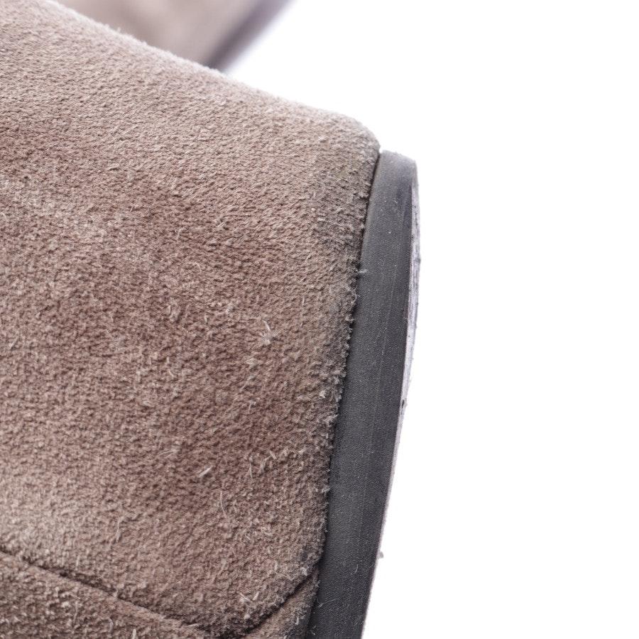 Stiefel von Lanvin in Taupe Gr. EUR 38