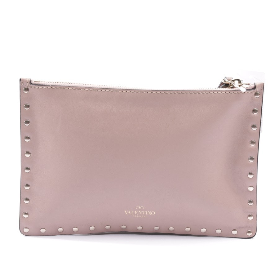 clutches from Valentino in grége - rockstud
