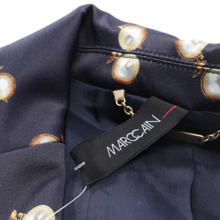 Blazer von Marc Cain in Multicolor Gr. 36 N 2