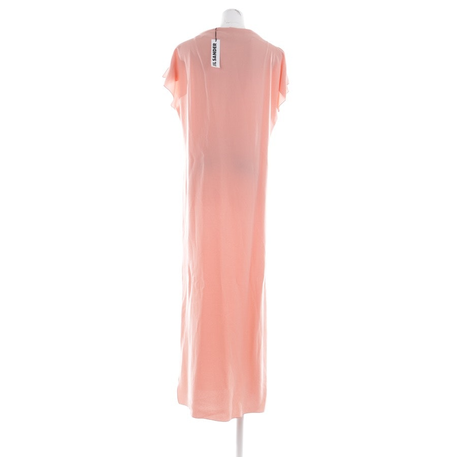 dress from Jil Sander in salmon pink size 34 - new