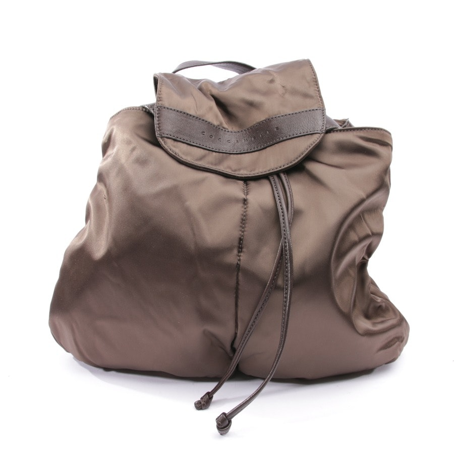 backpack from Coccinelle in brown