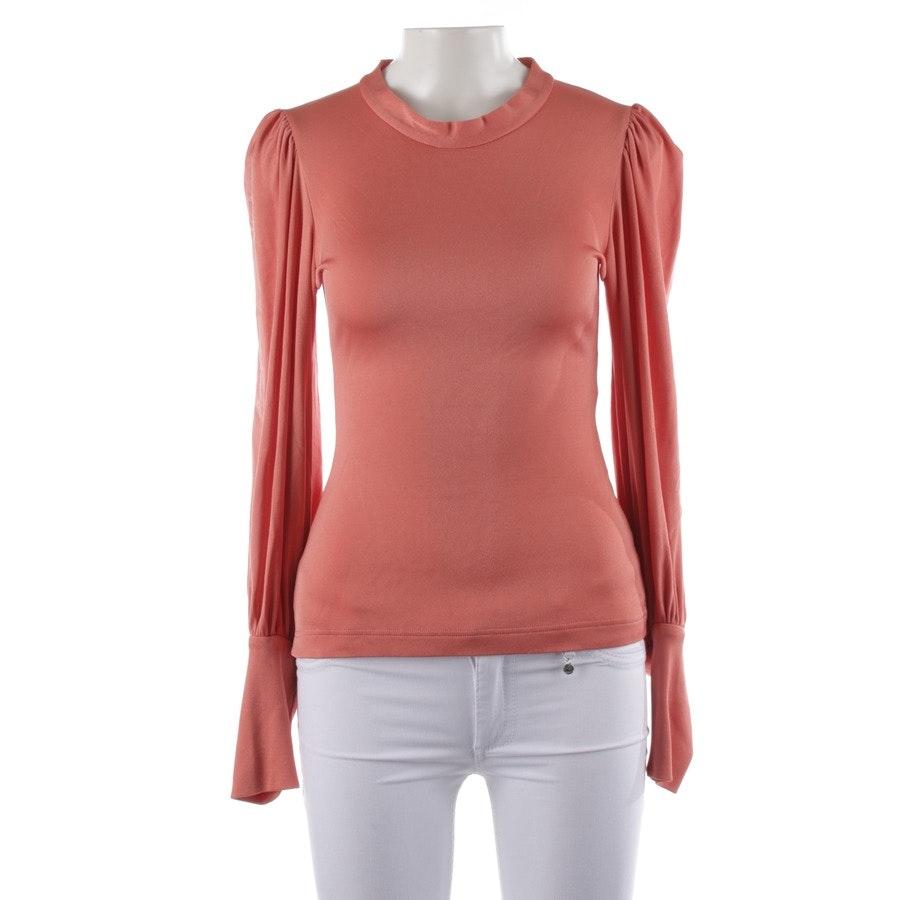 Bluse von Balenciaga in Lachsrosa Gr. 36 FR 38
