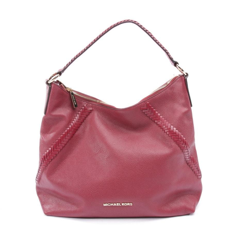 shoulder bag from Michael Kors in burgundy