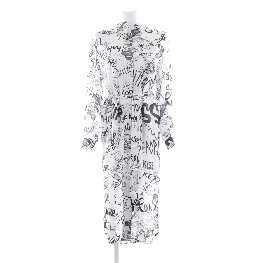 dress from Essentiel Antwerp in white and black size 34 - new