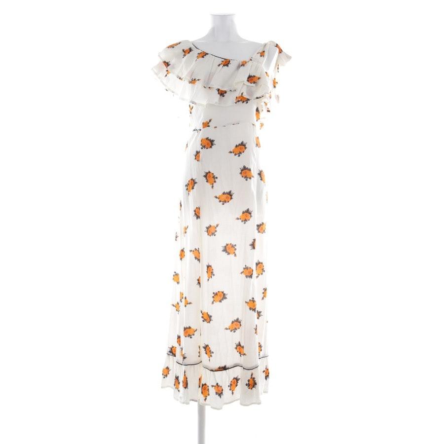 Kleid von Ganni in Multicolor Gr. 34 IT 36 - Neu