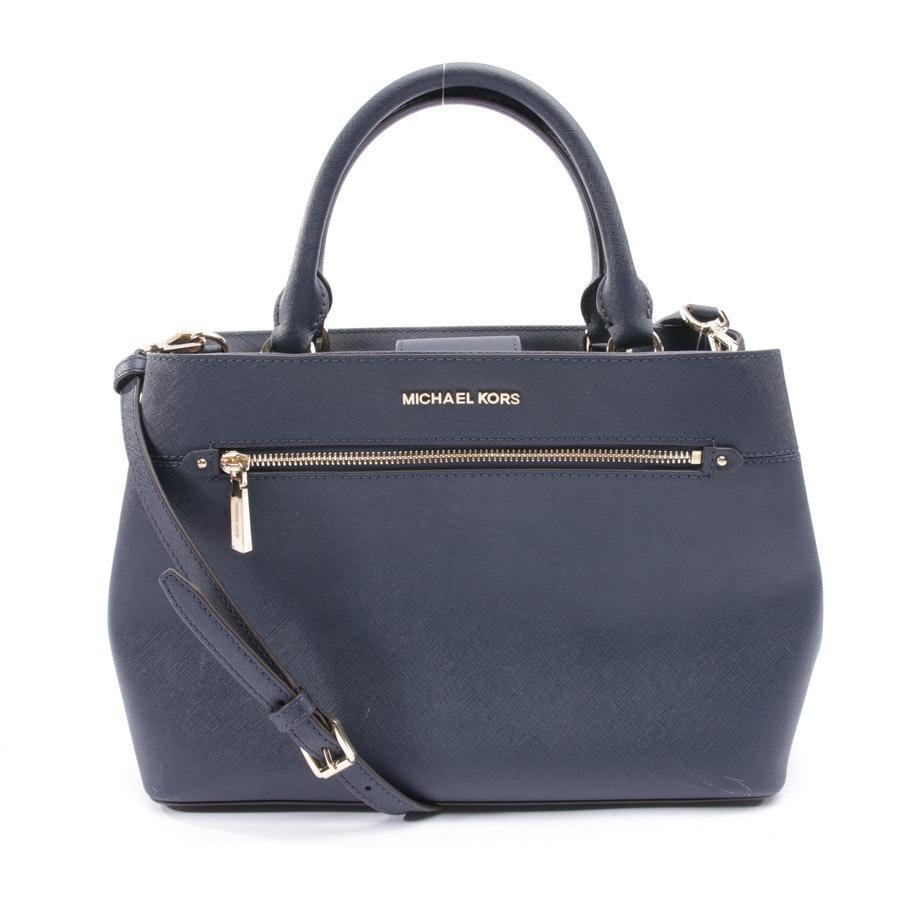 handbag from Michael Kors in navy
