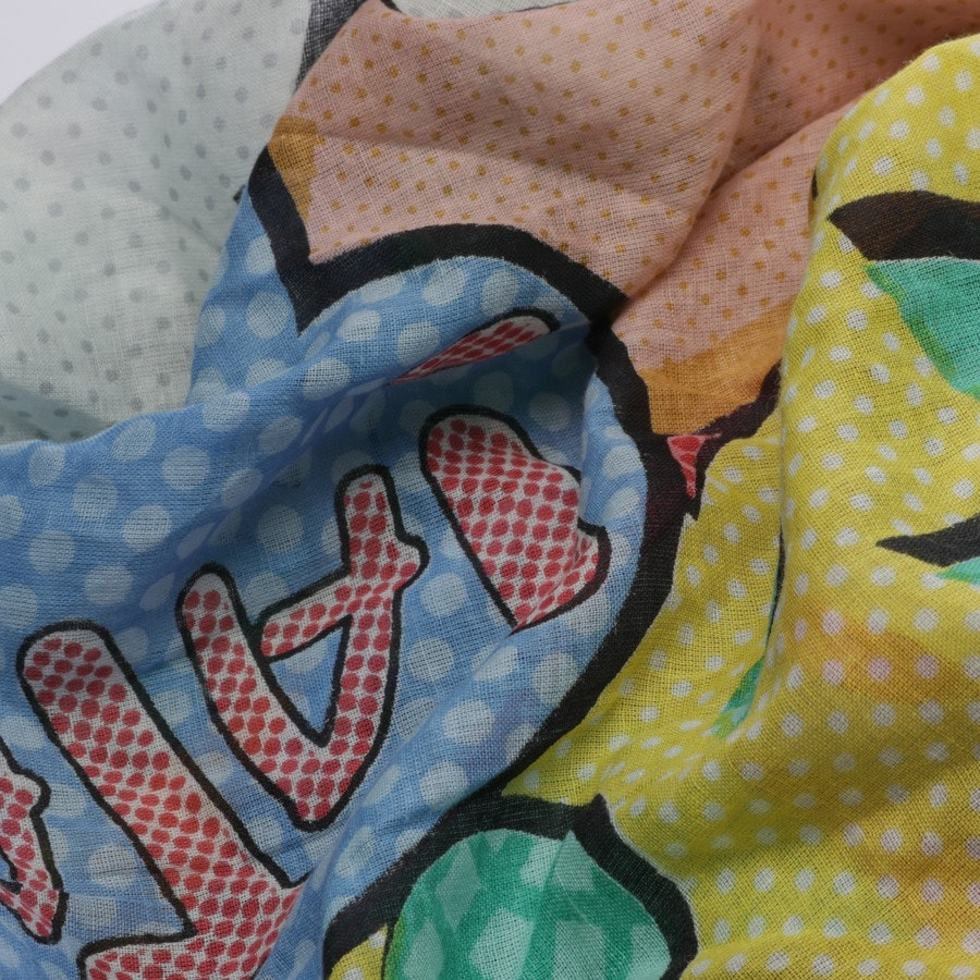 Baumwollschal von Plomo o Plata in Multicolor