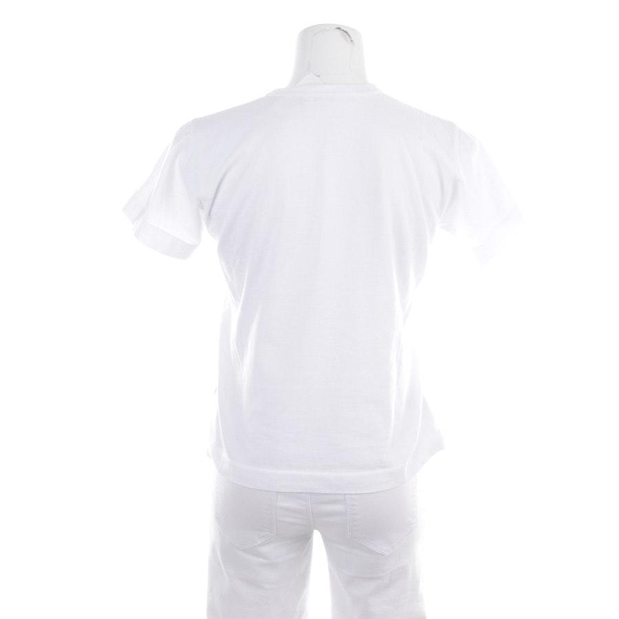 Shirt von Comme des Garcons in Weiß und Grün Gr. M