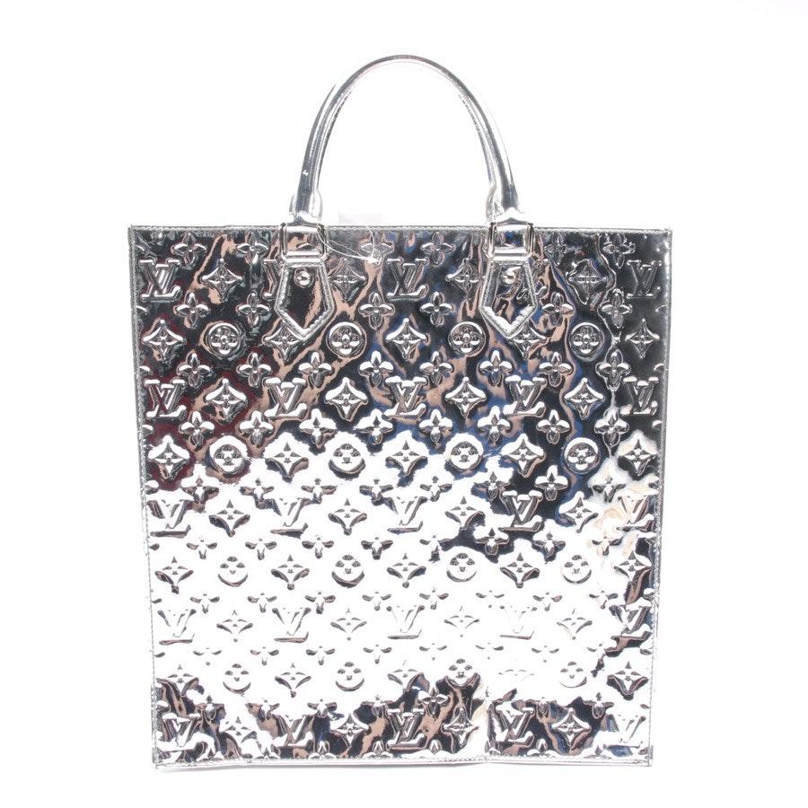 Shopper von Louis Vuitton in Silber - Miroir Sac Plat - Neu