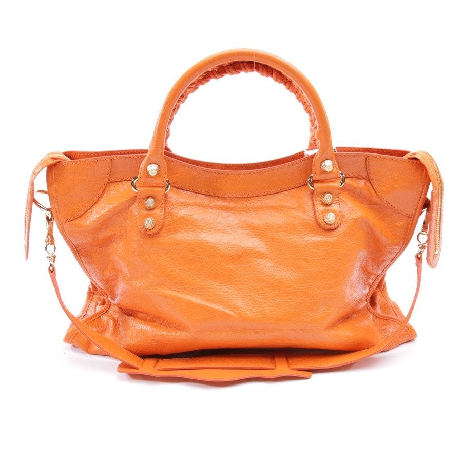Handtasche von Balenciaga in Orange - Giant 12 City - Neu
