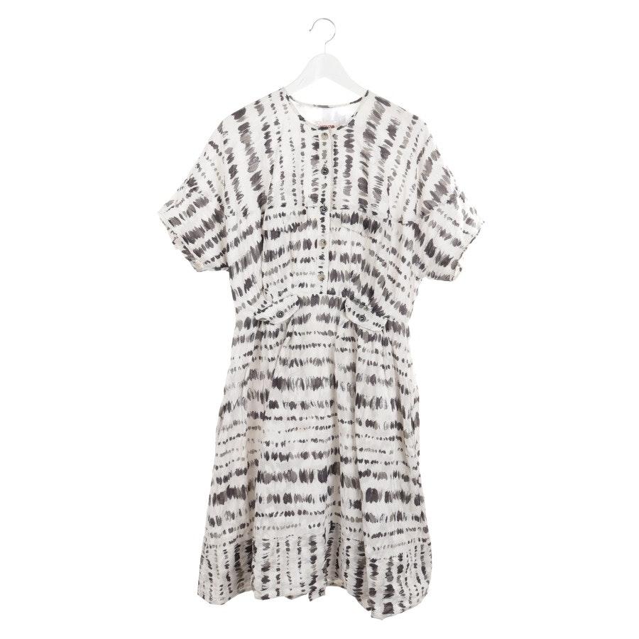 Kleid von Kenzo in Grün und Grau Gr. 38 FR 40