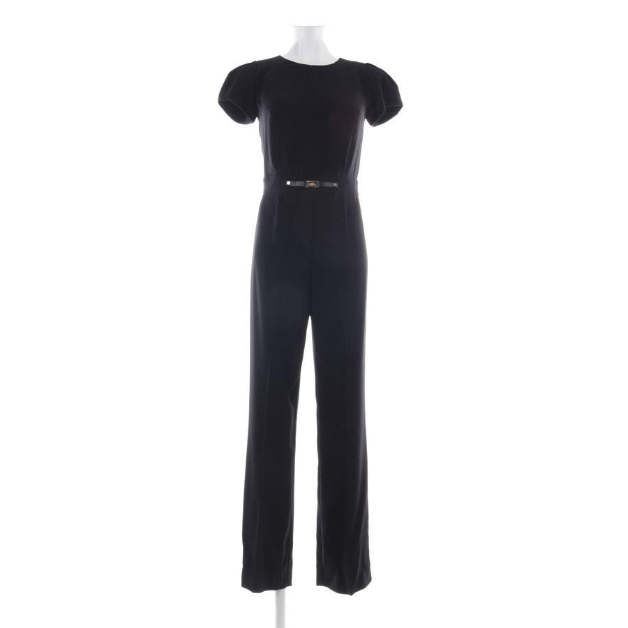 jumpsuit from Elisabetta Franchi in black size 36 IT 42