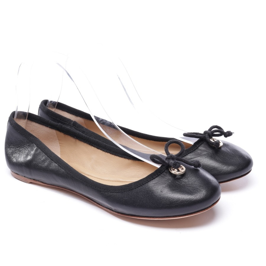 loafers from Tory Burch in black size EUR 38 US 7,5 - new