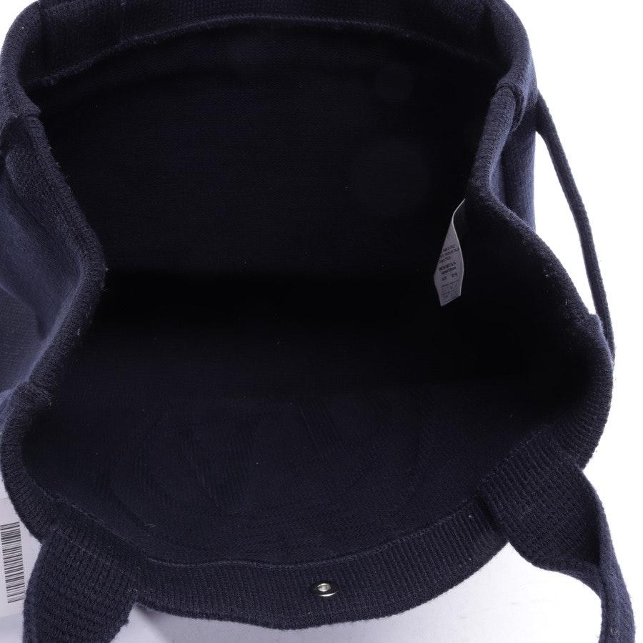 Schultertasche von Armani Jeans in Marineblau