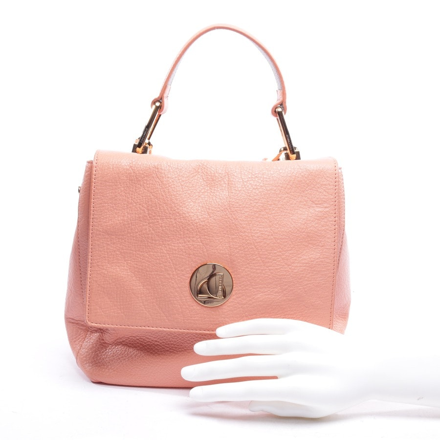 backpack from Coccinelle in salmon pink