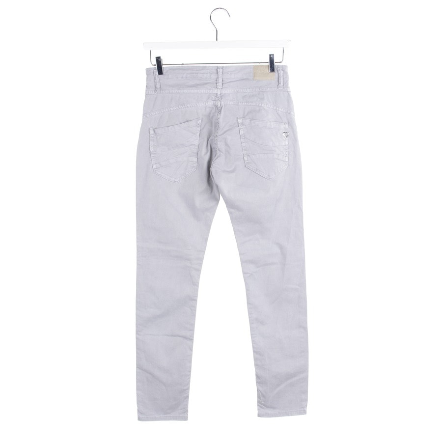 Jeans von Please in Beigegrau Gr. S