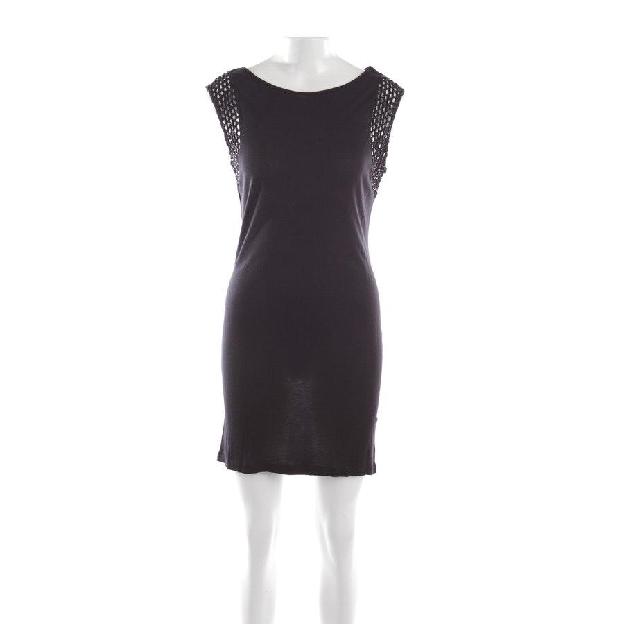 Kleid von All Saints Spitalfields in Schwarz Gr. 38