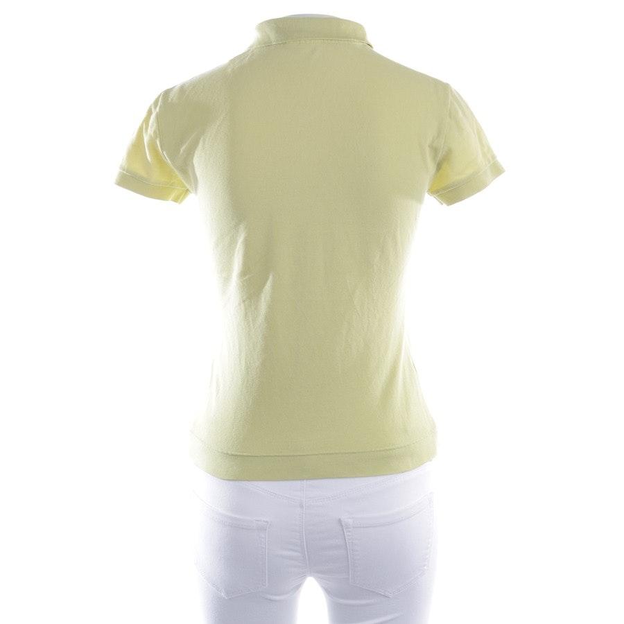 Poloshirt von Lacoste in Sonnengelb Gr. 38 FR 40