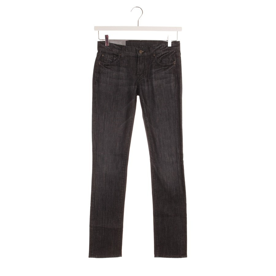 Jeans von 7 for all mankind in Graublau Gr. W25 - Roxanne