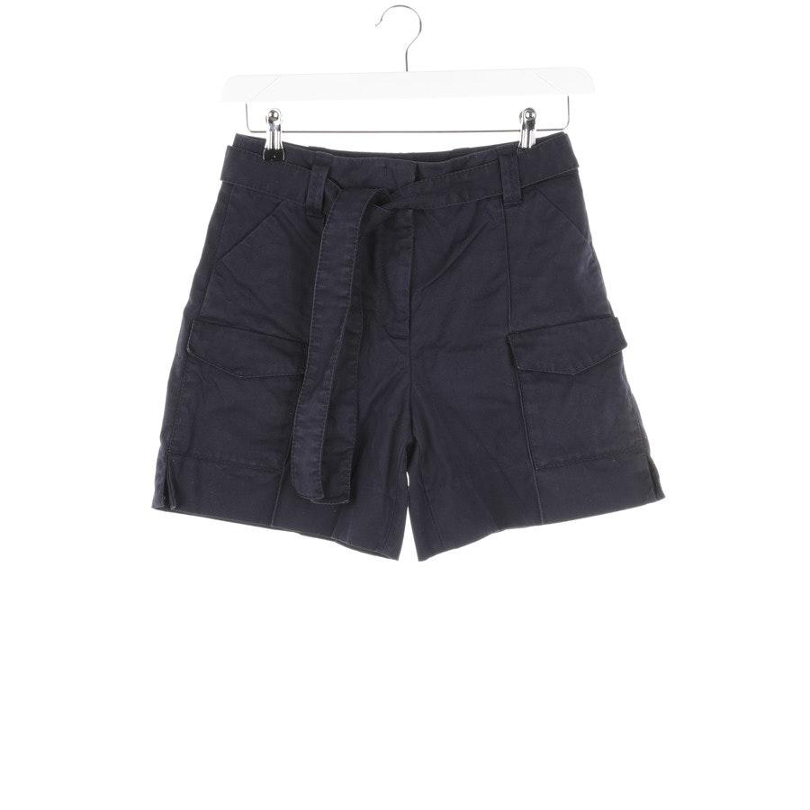Shorts von Dorothee Schumacher in Marineblau Gr. 34 / 1