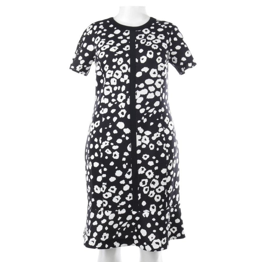 Kleid von Marc Cain in Schwarz und Weiß Gr. 44 N6 - Neu