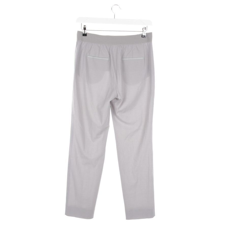 trousers from Armani Collezioni in grey size 38 IT 44