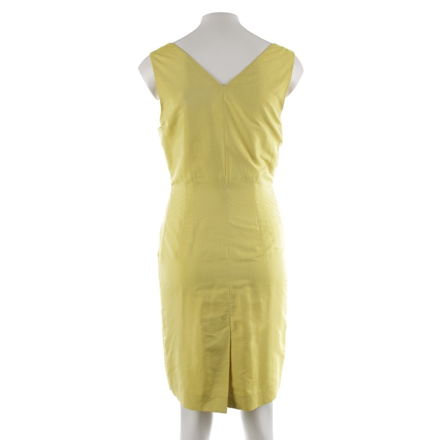 dress from Max Mara in yellow size 36
