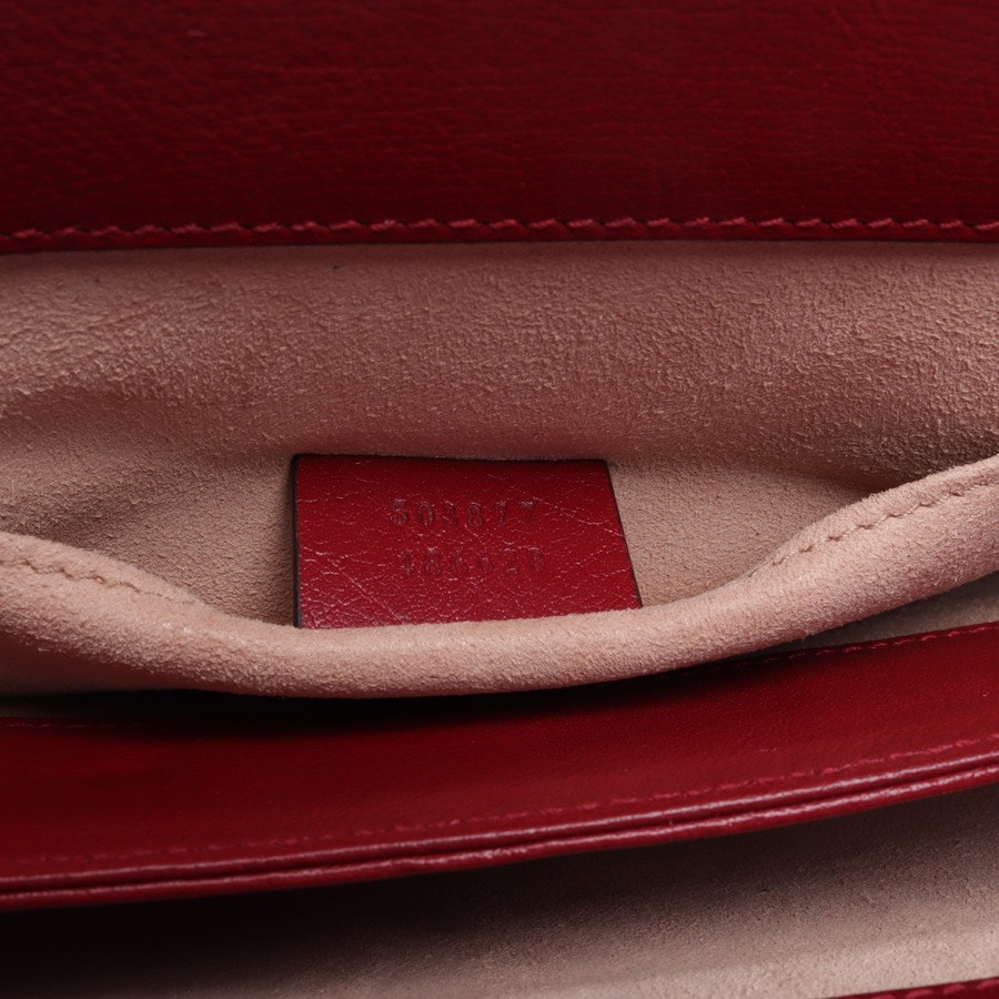 shoulder bag from Gucci in blue and red - ophidia small