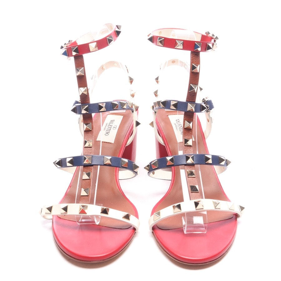 heeled sandals from Valentino in multicolor size EUR 39,5 - rockstud - new