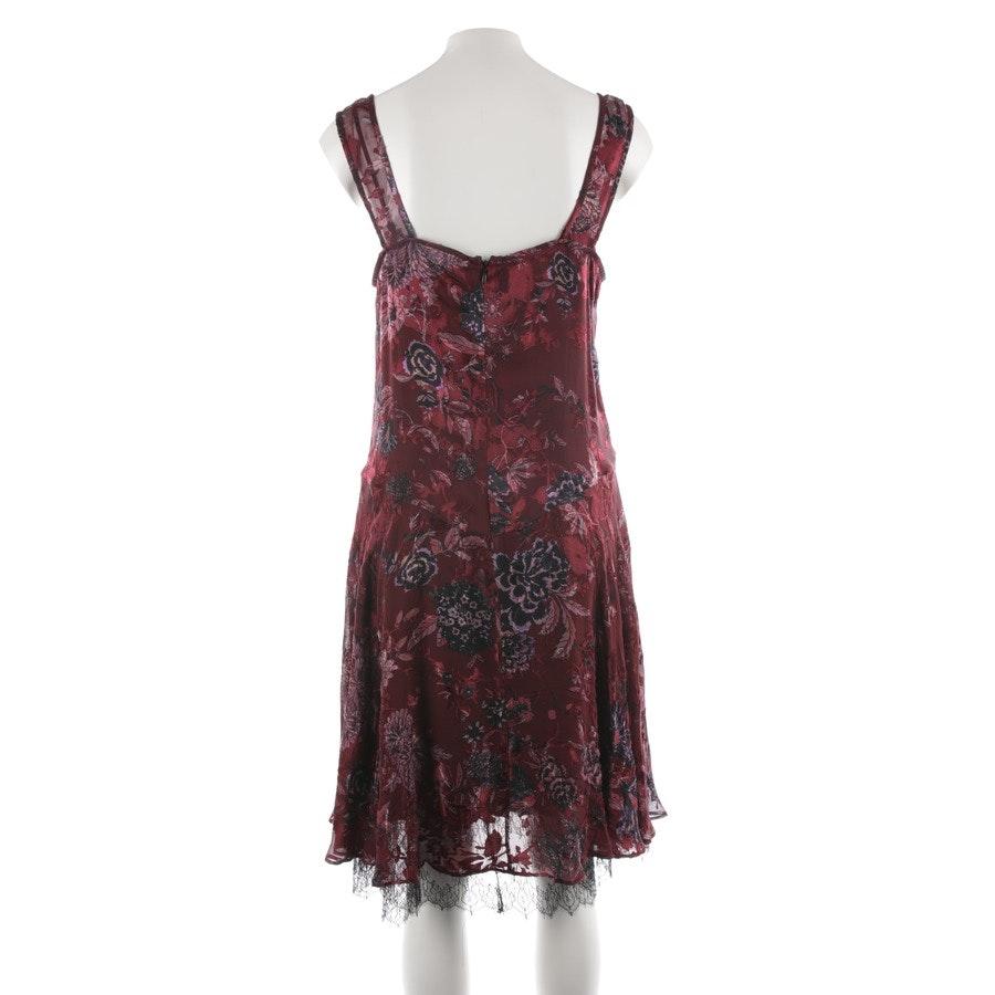 Kleid von Etro in Weinrot und Lila Gr. 38 IT 44