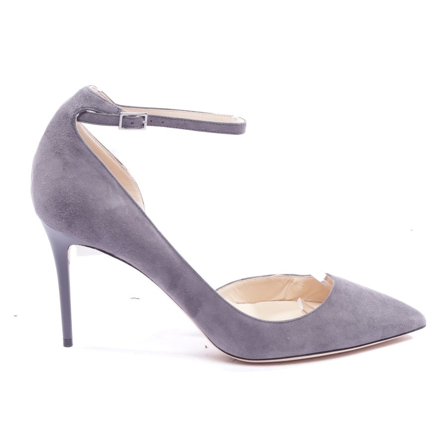 pumps from Jimmy Choo in grey size EUR 39,5 - new