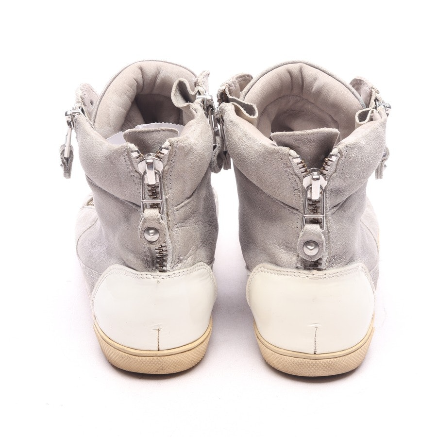 trainers from Kennel & Schmenger in silver and white size EUR 37 UK 4
